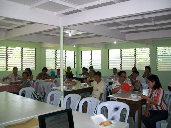 Negros Nine Anti-Human Trafficking Seminar