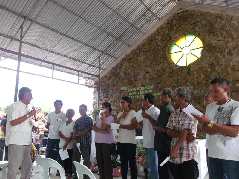 Negros Nine Kopa Induction