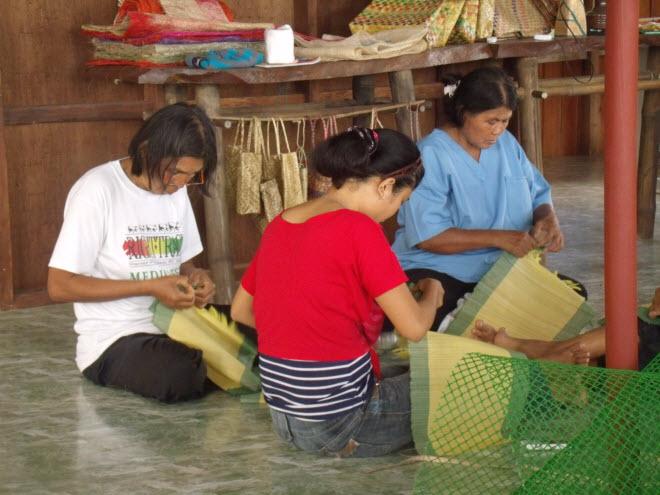 Negros Nine Weavers