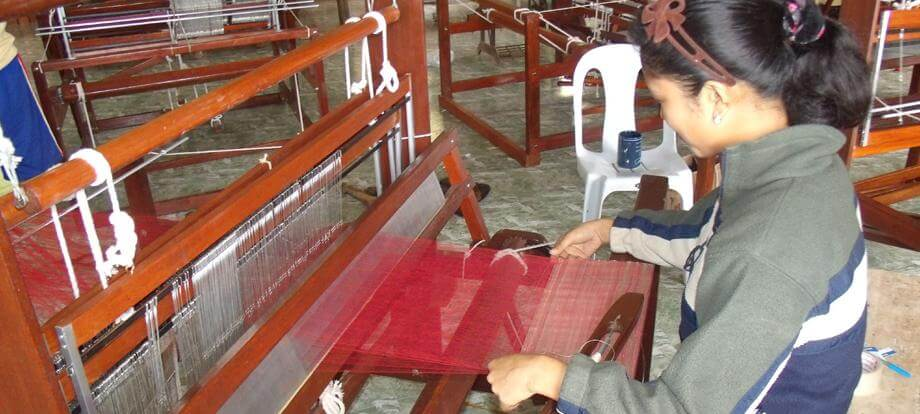 Abaca Weaving Program for Women of Negros Nine