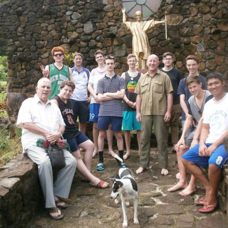 New Zealand Visit Negros Nine | NEGROS NINE Human Development ...