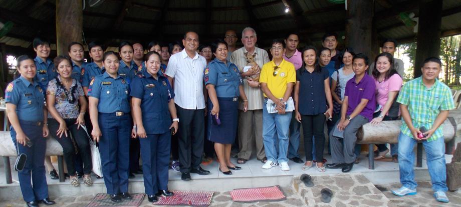 Anti-Human Trafficking Symposium - Para-Legal Training @ San Columbano